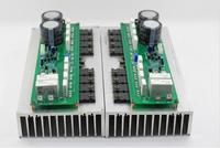 New 2ps PR-800 Class A /Class AB Professional stage hifi amplifier board with heatsink 2.0 home 1000W high power amplifier board