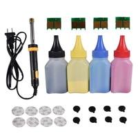 Refill toner Powder cartridge tool kit + 4 pcs chip FOR CANON CRG331cartridge LBP7110CW LBP7100CN MF8280CWCN MF8250CN printer
