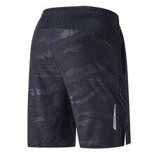 FANNAI Laufhose Männer Crossfit Shorts Schnell Trocken Männer Fitness Shorts Gym Shorts Männer Sport Shorts Mit Tasche Shorts Für männer