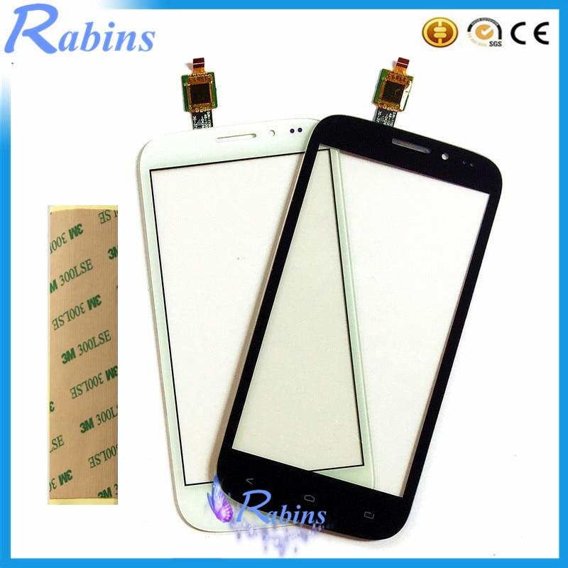 SYRINX 3 m pegatina pantalla táctil cristal para Fly IQ4404 IQ 4404 Sensor digitalizador reemplazo teléfono Panel táctil