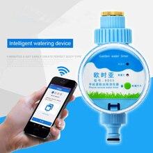 Dispositif darrosage Intelligent   Téléphone Intelligent, télécommande jardin, eau, dispositif darrosage, minuterie dirrigation électronique, contrôleur Wifi, système darrosage