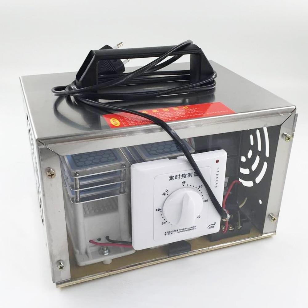30g/h 220V O3 ozone generator ozonator machine air purifier