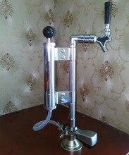 Homeinfusion-pompe à keg à bière manuelle   Avec coupleur de robinet de bière, type G