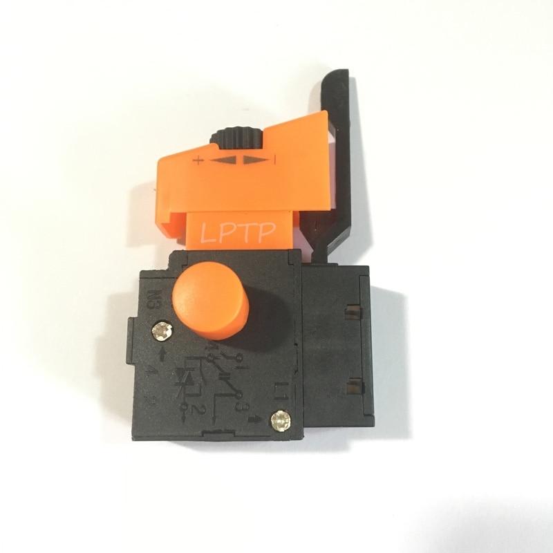 Высокое качество FA2-6/1BEK кнопка включения переключатель Замена для makita hitachi bosch выключатель электроинструмента