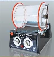 free shipping polishing machine 5kg mini rotary tumbler jewelry machinetools equipment