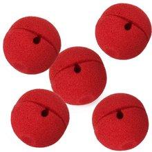 Best-seller 5 x rouge mousse Clown nez Costume fête déguisement Cosplay