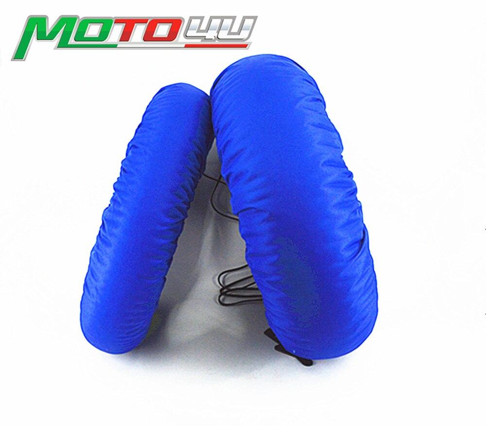 1 par de la motocicleta neumático caliente de 120/165/120/190.120/200 17 delantera y trasera carrera azul