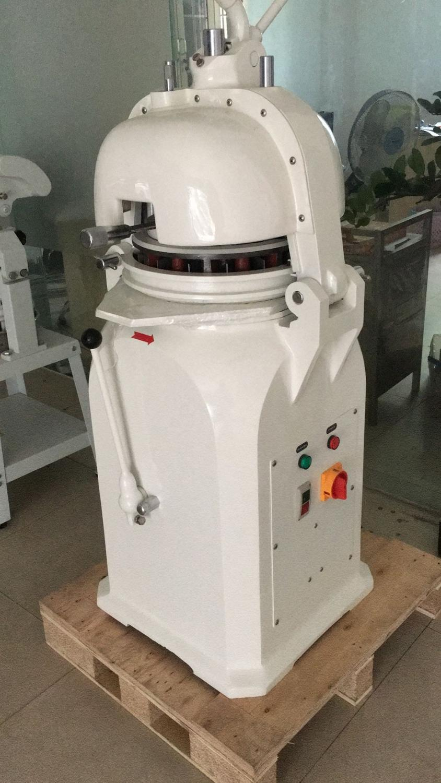 Divisor de masa automático de KN-LP01, máquina de cortador redondo para uso comercial doméstico, máquina divisora de masa de pan y pizza