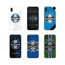 Gremio fußball FC Für Apple iPhone X XR XS MAX 4 4S 5 5S 5C SE 6 6S 7 8 Plus ipod touch 5 6 Zubehör Phone Cases Covers