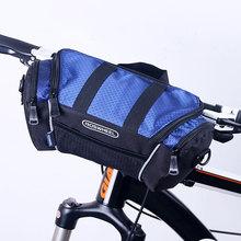 ROSWHEEL Mountain Sacchetto Della Bici Del Manubrio Ciclismo Telaio Anteriore Cestino Di Immagazzinaggio Del Telefono Bicicletta Bag Bolsa Bicicleta