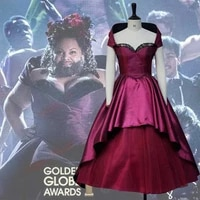 costumebuy the greatest showman lettie lutz cosplay costume women party dress halloween cosplay ball gown any size l920
