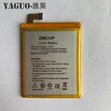 Для DEXP Ixion M350 MS350 Rock мобильный телефон литий-ионный аккумулятор замена