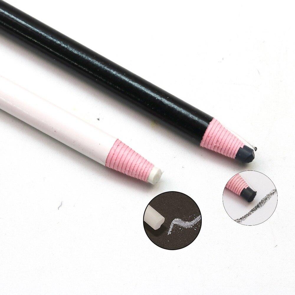 2 uds corte-Sastre lápices de tiza rotulador textil desapareciendo modista tiza para costura tela de lápices herramientas de costura