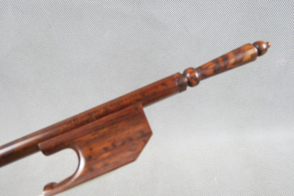 "Topkwaliteit Barokke stijl Letterwood 28 5/8 ""strijkstok"