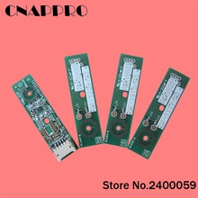 4 unids/lote DV512K DV-512k DV 512 desarrollador Chip Konica Minolta Bizhub 224, 284, 364, 454, 554 desarrollador unidad Chips 600 K A2XN13H