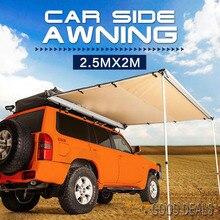 Grntamn Outdoor Khaki Dach Top Zelt Sideawning Markise für auto 4wd Wasserdicht Seite Auto Zelt Sunshelter