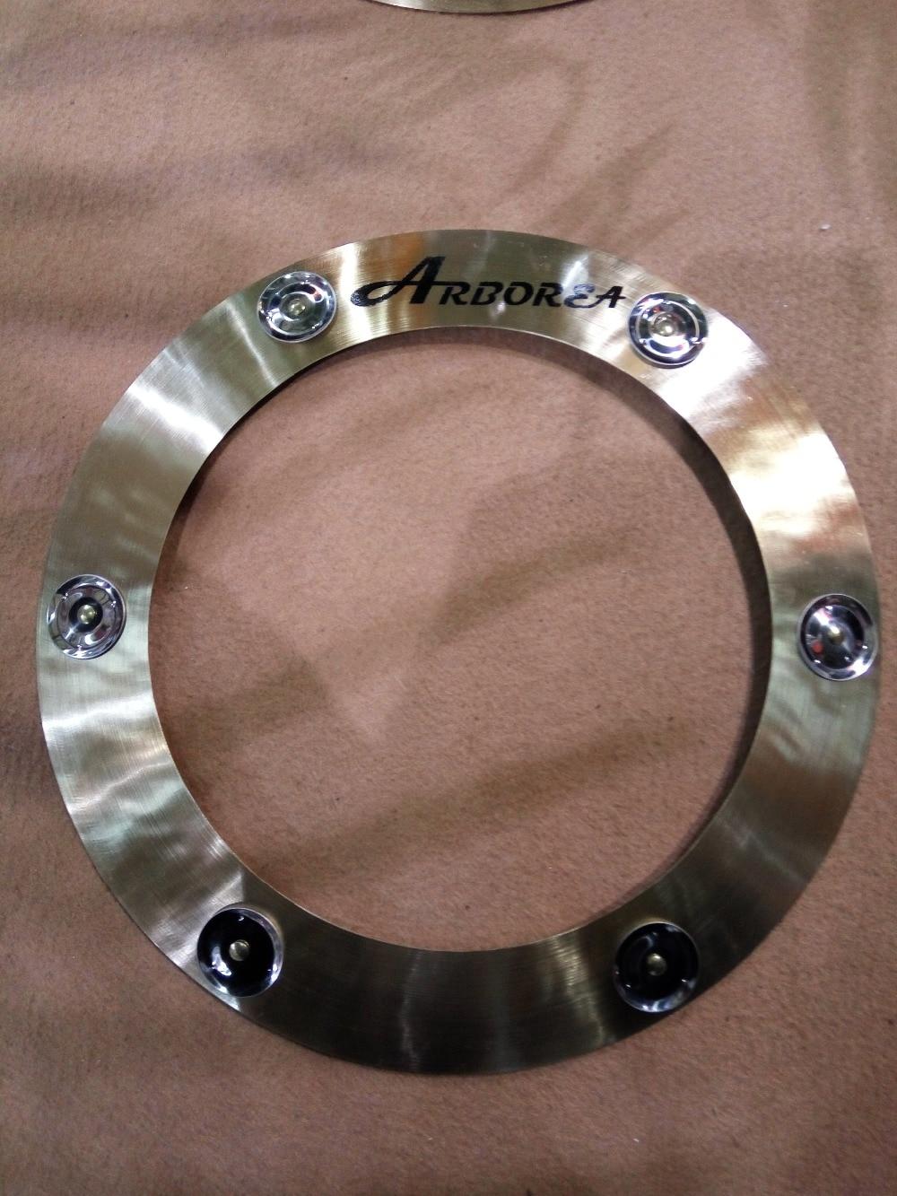 """Arborea, platillo de aro de 14 """"para tambor snare"""