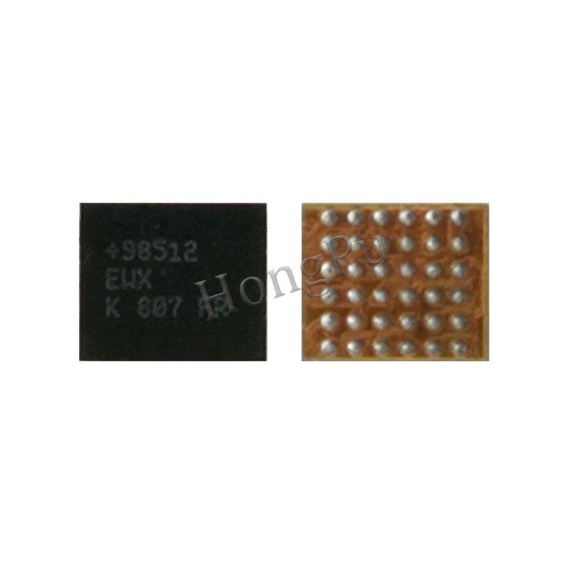 3pcs/lot 98512 +98512 MAX98512 For Samsung S9 S9+ G960F G965F Audio IC Sound Ringing Chip
