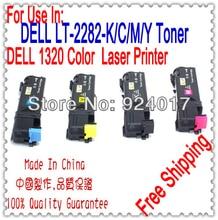 Pour les importateurs de cartouches de Toner imprimante Dell 1320 1320C 1320CN, pour Kit de recharge de Toner Dell 1320c 1320cn 1320, pour imprimante couleur Dell