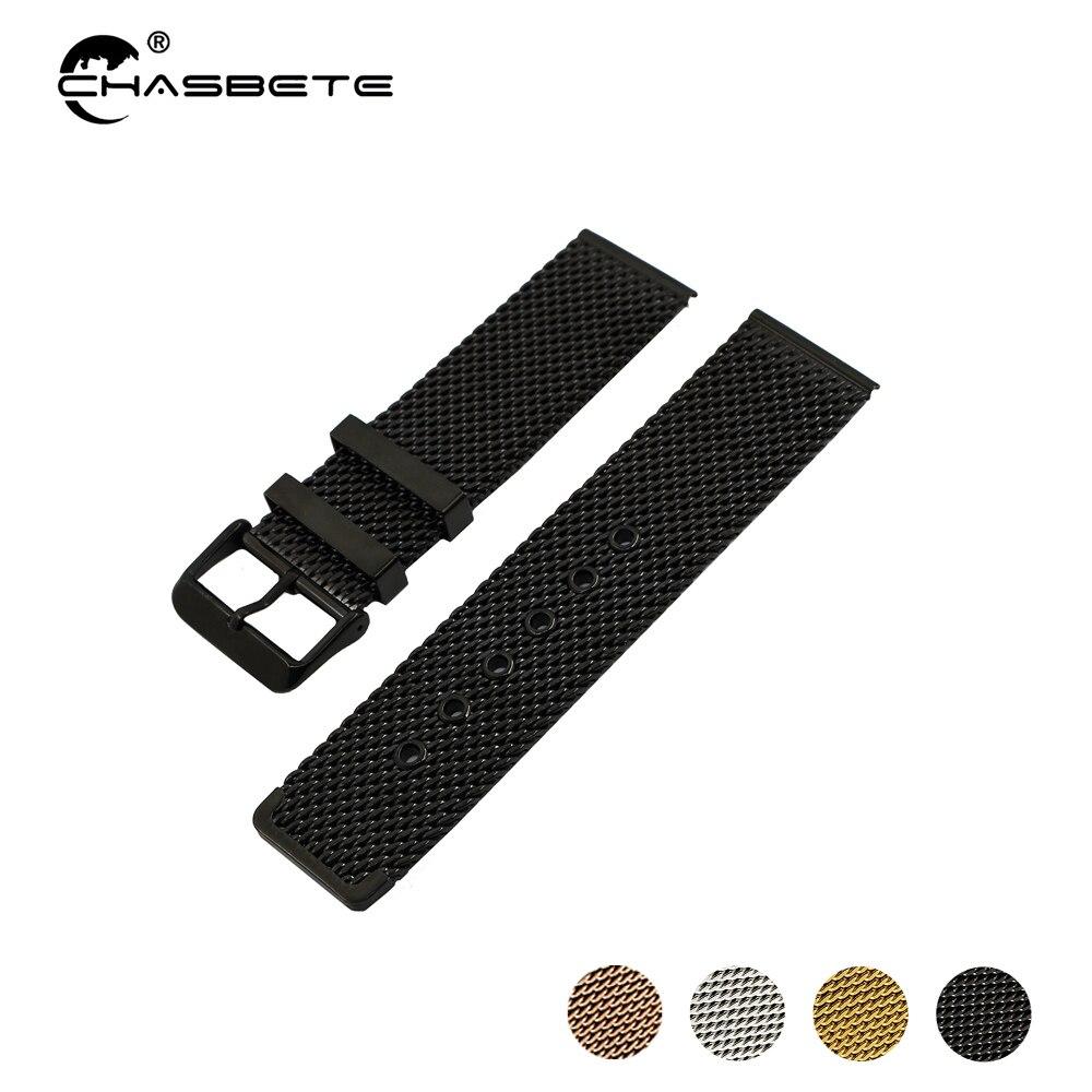 Stainless Steel Watch Band 20mm 22mm for Motorola Moto 360 2 42mm 46mm Men 2015 Pin Clasp Strap Wrist Loop Belt Bracelet + Tool