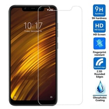 PocoPhon F1 Screen Protector Film For Xiaomi PocoPhone F1 Tempered Glass for Pokophone f1 Poco f1 Pr