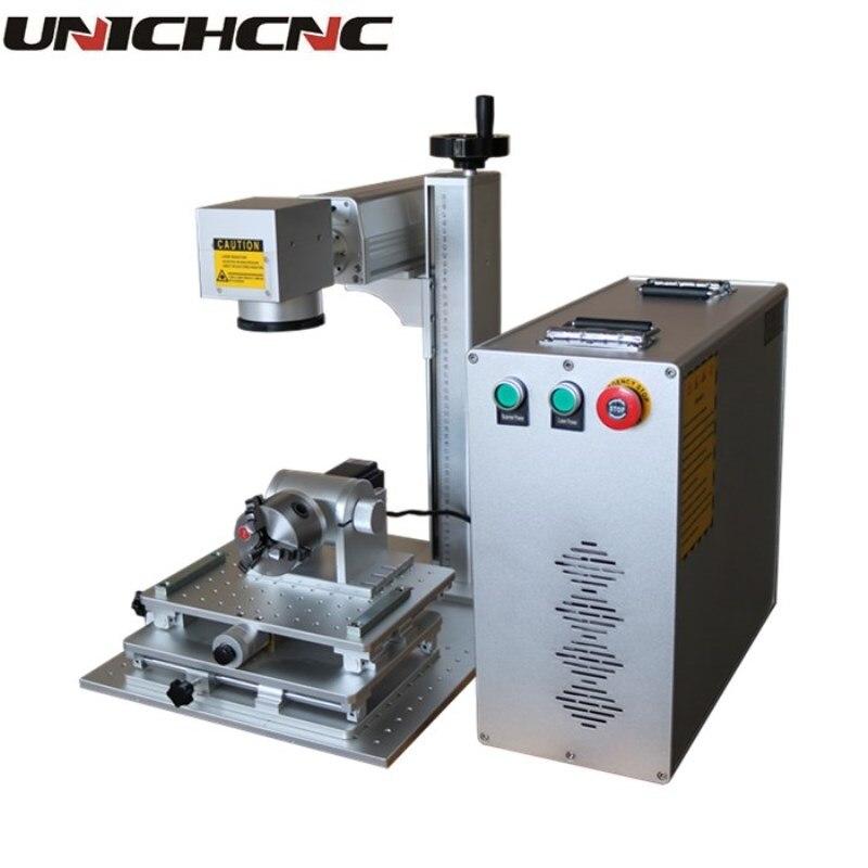 Cheap air cooling LXJFiber-20w marcador a laser de fibra