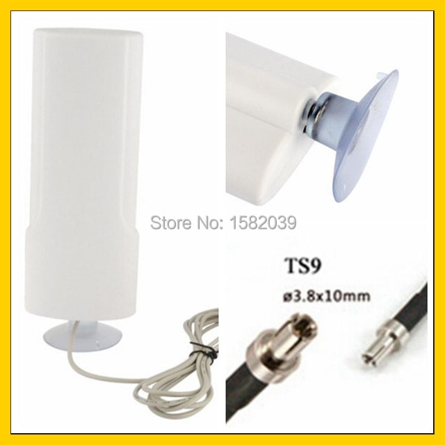 25DBI 4G LTE Antenna TS9 Connector for HUAWEI  ZTE  modem and router