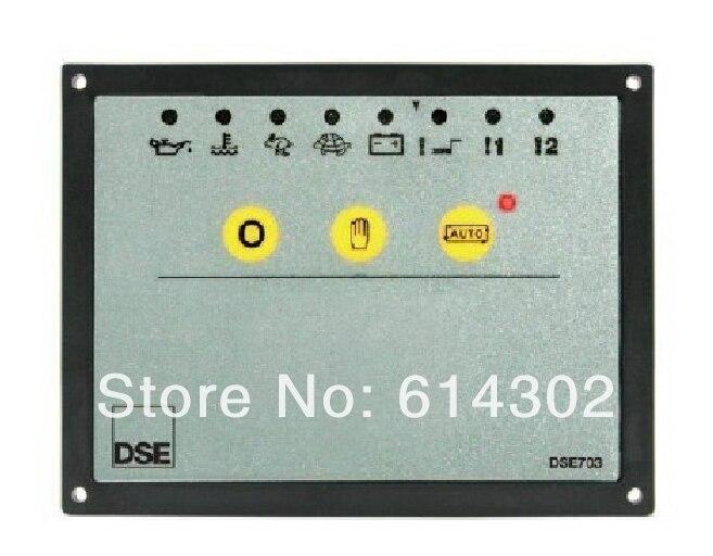 Controlador de agua profunda DSE703 controlador de generador diésel y controlador de generador de gas