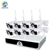 telecamera sorveglianza wifi 1080P Senza Fili del CCTV Sistema 8ch NVR Kit Hard Disk Esterno Visione Notturna di IR H.265 2MP IP Wi fi Telecamere set 8CH Casa Sistema di Sicurezza