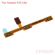 New Power ON/OFF and Volume Button Flex Cable For Huawei P10 Lite