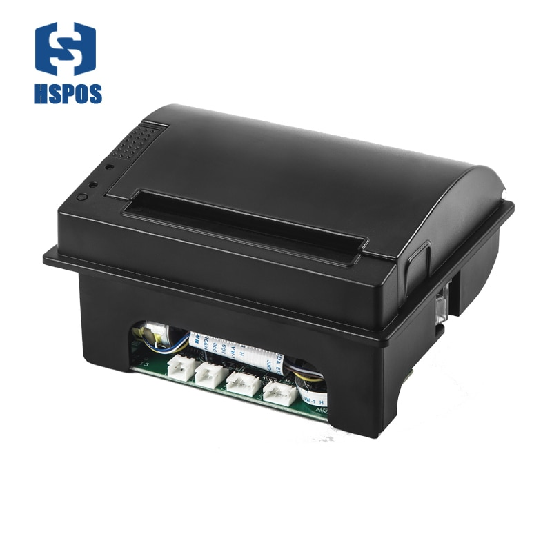 auto cutter 24V 3 inch thermal kiosk printer with OEM and ODM support customized with not paper jammed design HS-KC31