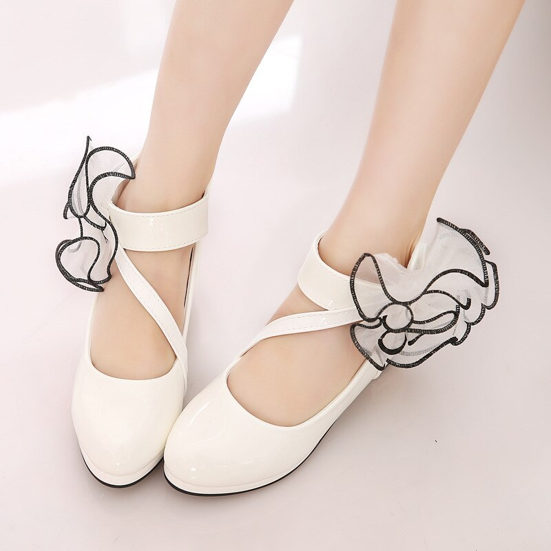 Обувь для девочек и девушек для латиноамериканских танцев в детских цветах, на небольших высоких каблуках и обувь принцессы оптом.