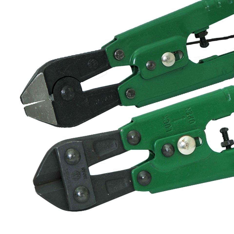 Cortador GOXAWEE de 8 pulgadas con tres caras para joyería, herramientas para cortar, cortador lateral, joyería, corte de alambre grueso, 1 pieza por lote