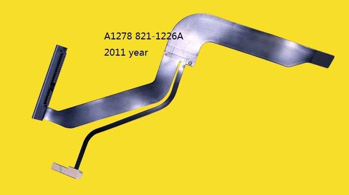 العلامة التجارية جديد A1278 821-1226-A HDD القرص الصلب الكابلات المرنة ل أبل ماك بوك برو 13