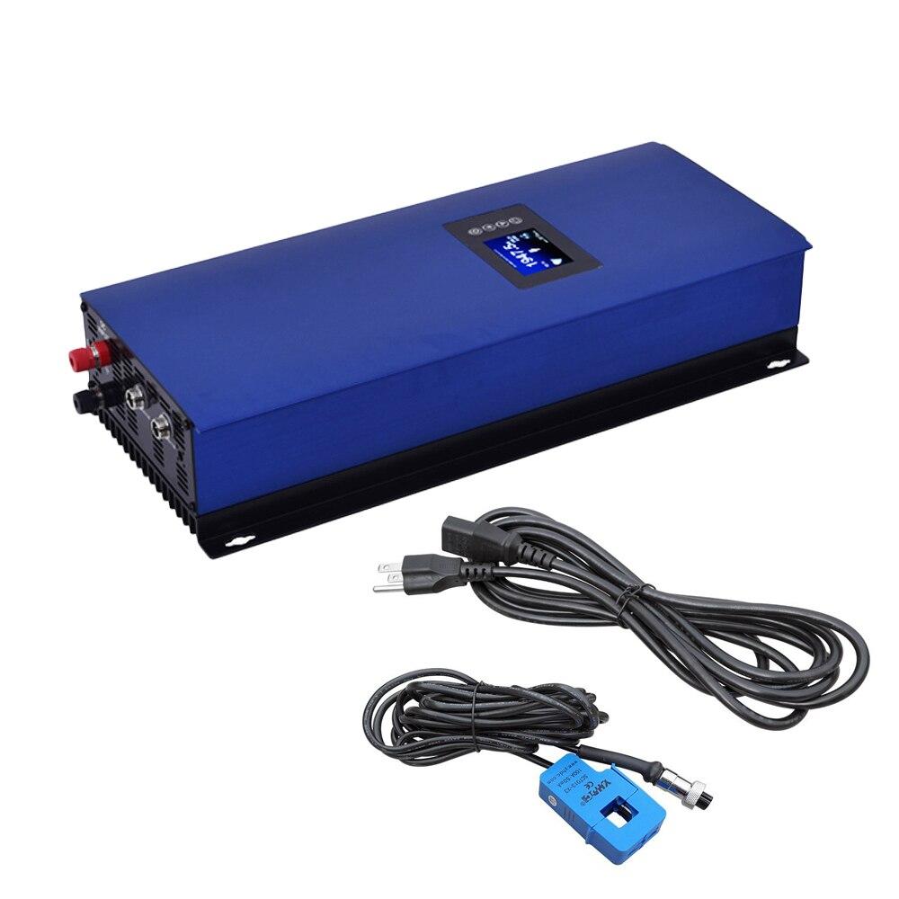 2000 واط العاكس التعادل SUN2000GTIL-LCD مع وظيفة mppt الشبكة التعادل الطاقة الشمسية العاكس المحدد DC45-90V الداخلي إلى ac230v