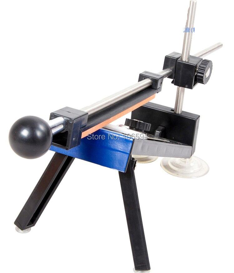 Household Almighty fixed angle sharpener grinding knives, scissors grinder sander desktop fruit knife sharpening tool machine
