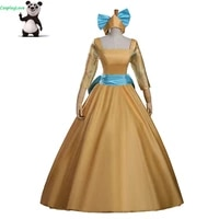 cosplaylove anastasia cosplay kid adult princess anya dress cosplay costume custom made for women christmas halloween