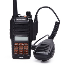 BAOFENG Palmare Microfono Altoparlante impermeabile per BAOFENG UV-9R plus. Walkie Talkie PPT Microfono per Baofeng BF-A58 uv 9R più
