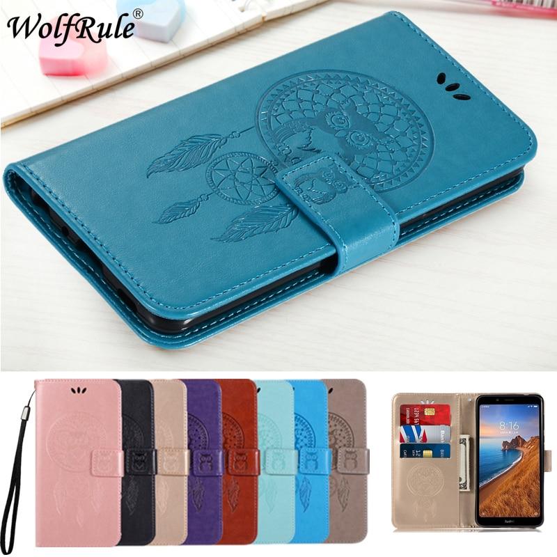 For Xiaomi Redmi 7A Case TPU Phone Bag Book Wallet Cover For Xiaomi Redmi 7A Flip Leather Cover Capa