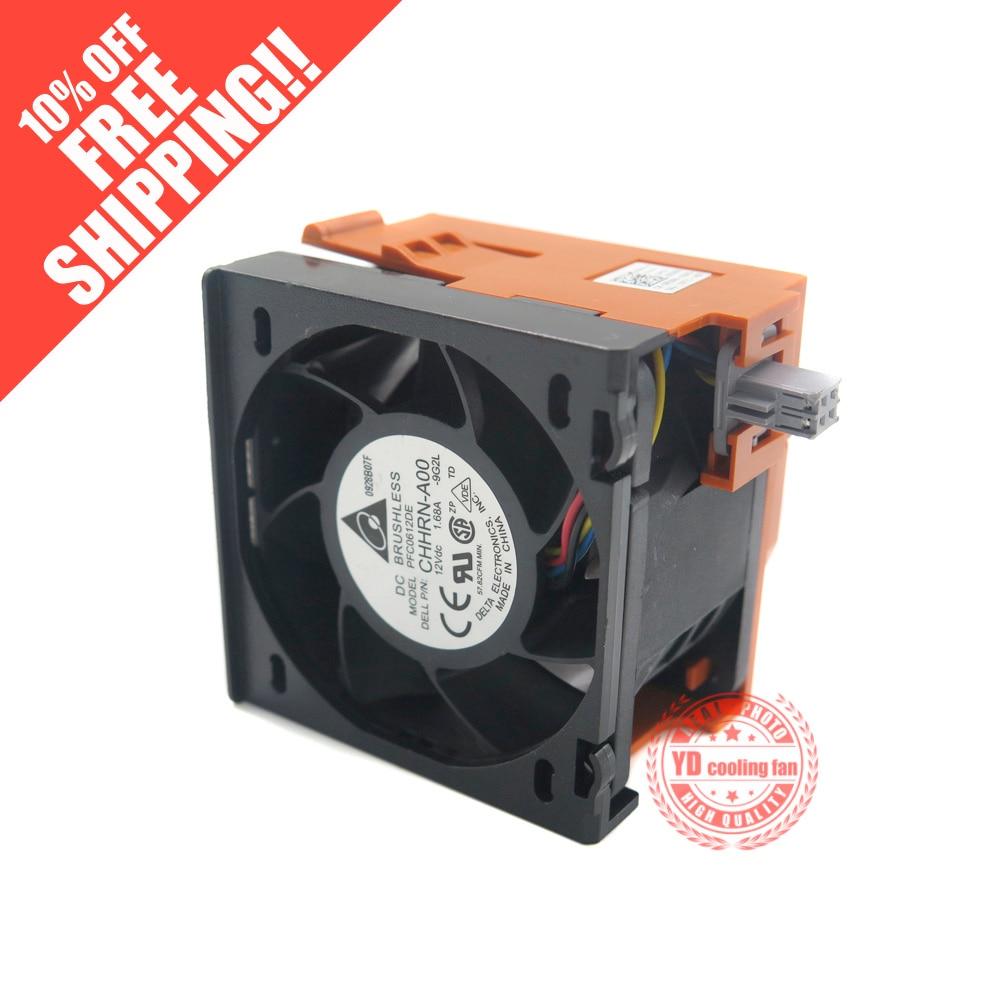 DELL R710 sunucu işlemci soğutma fanı GY093 90XRN