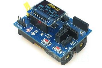 Free Shipping! STM8L development board for NRF24L01P   CC1101   SI4432   SI4463   CC2500 wireless module