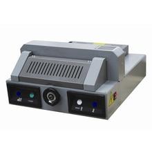 Papier automatique avant et arrière couvercle de protection puissance bouton de commutation couteau lumière WH-320V A3 petit bureau coupe-papier électrique