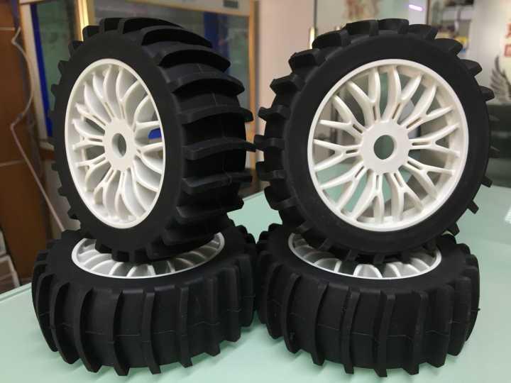 1/8 RC Buggy Desert Snow Beach On/Off road wheels/ tires for Xray, HB, Mugen Serpert Team C Redcat Riverhobby HSP Hobao LOSI FS
