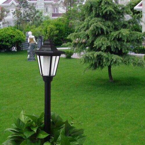 New Waterproof Outdoor Solar Power Lawn Lamps LED Spot Light Garden Path Landscape Decoration Lights Luminaria Solar