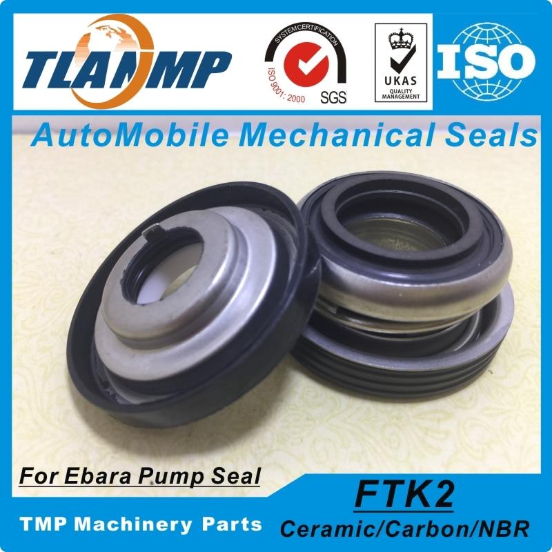 FTK2-35 Auto Cooling Pump Mechanical Seals For EBARA Pump (Material:Carbon/Ceramic/NBR) Shaft Size 35mm compressor use