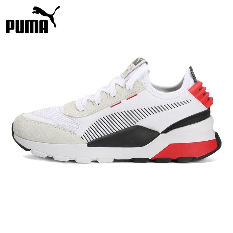Nova chegada original 2019 puma RS-0 inj inverno brinquedos unisex sapatos de skate tênis