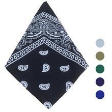 Женский Бандана с цветочным рисунком, квадратный головной платок, Хлопковые женские банданы, головной убор, тюрбан для мальчиков и девочек