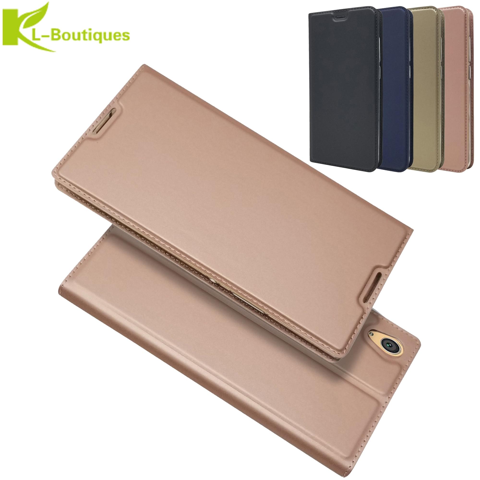 PU Leather Case Fundas For Sony Xperia XA1 Ultra G3226 Cover Magnetic Flip Capa For Sony XA1 XA 1 Ultra G3221 G3223 G3212 Cases