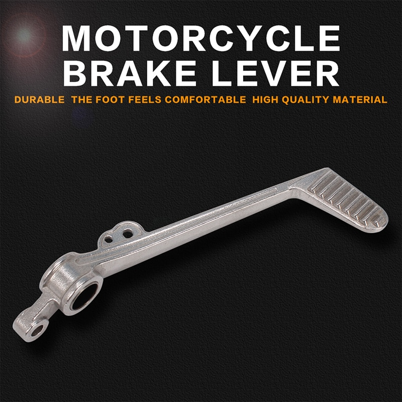 Motorcycle Aluminium Rear Hydraulic Brake Lever Foot Rests Pedal Rod For Honda CBR1000RR 2008 2009 2010 2011 CBR1000 CBR 1000RR