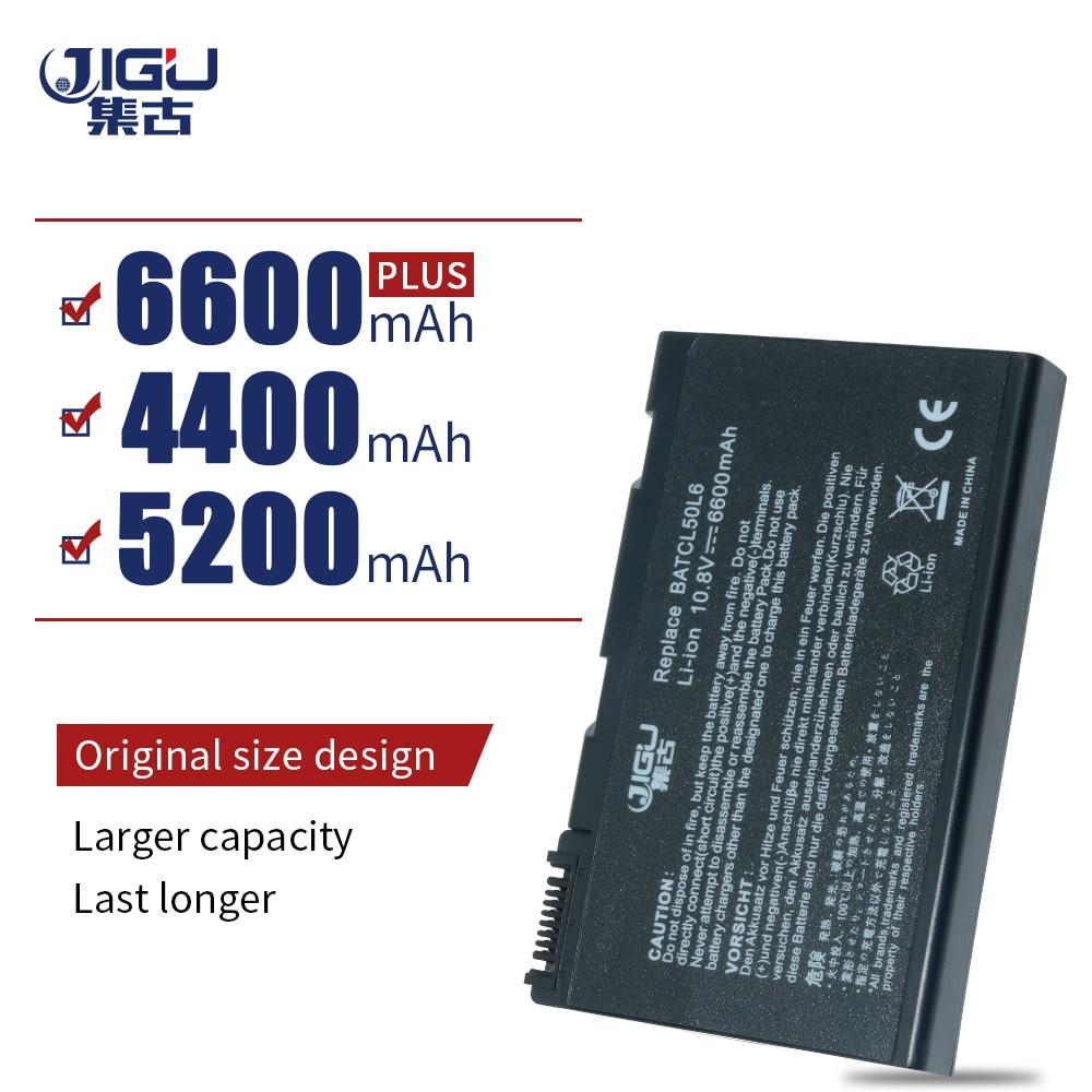 JIGU batería del ordenador portátil para Acer Aspire 3100, 3000, 3103, 3690,...